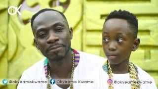 Behind The Scenes: The Making of Okyeame Kwame