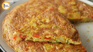 Memon&#39s Fusion Omelette Recipe By Food Fusion