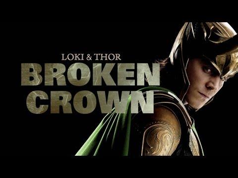 Loki & Thor | Broken Crown