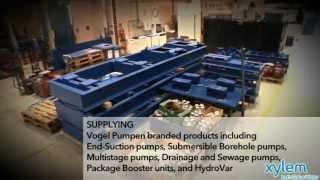 Европейские производственные мощности компании Xylem. Производство насосов Lowara и Vogel Pumpen(Завод VOGEL Pumpen основан в 1909 году в австрийском городе Штокерау в окрестностях Вены. Основатель завода инжене..., 2013-05-20T08:56:20.000Z)
