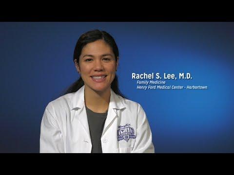 Rachel Lee, M.D., Family Medicine, Henry Ford Health System