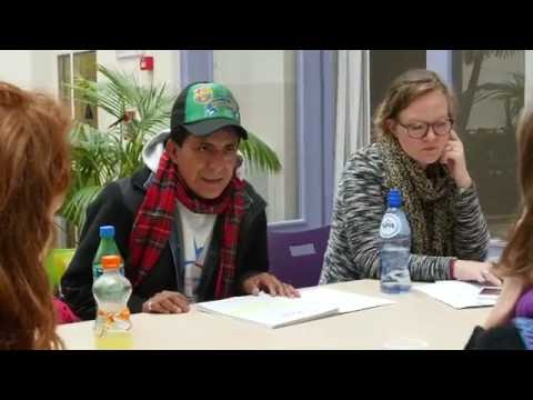 Students experiences at ISS, July 2016  ISS The Hague