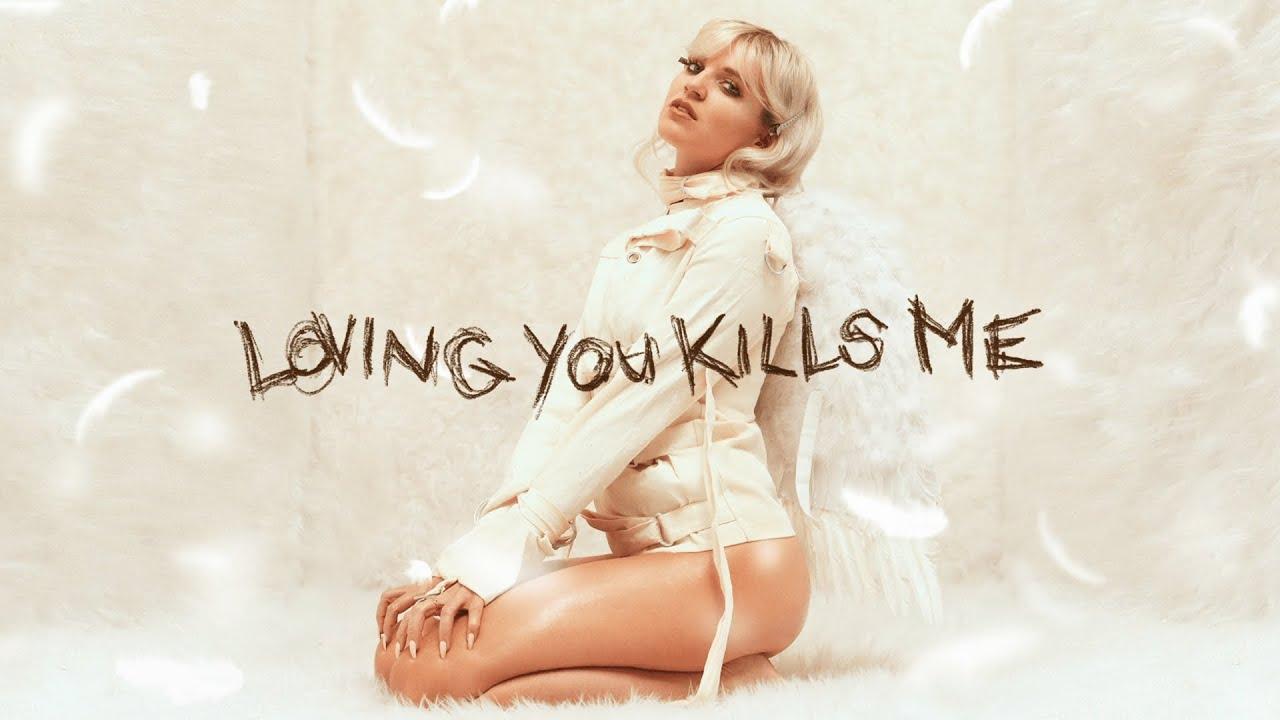 GG Magree - Loving You Kills Me (lyric video)
