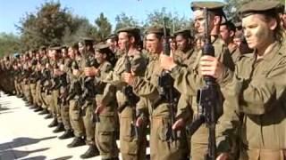 מסע כומתה חיל התותחנים
