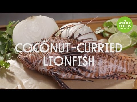 Coconut-Curried Lionfish | Food Trends |  Whole Foods Market