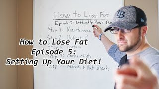 How Fat Loss Works - Episode 5: Setting up Your Fat Loss Diet