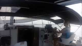 Sailing South Texas August2014