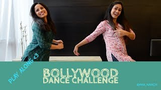 Bollywood Dance Challenge | Play along with us! | @aka_naach