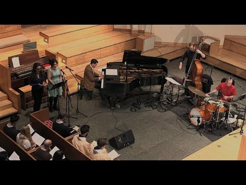 Grammy-award winner composes musical jazz vespers for the Transfiguration