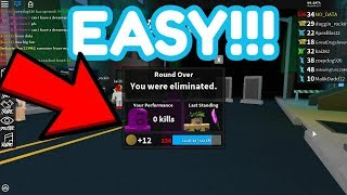 HOW TO GET PRESTIGE 100!! *FAST* (ROBLOX ASSASSIN)