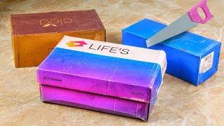 Very Amazing Shoe Box Reuse idea you have ever seen | Artkala