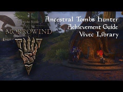 [Guide] Ancestral Tombs Hunter Achievement - Vvardenfell Scale Model - The Elder Scrolls Online
