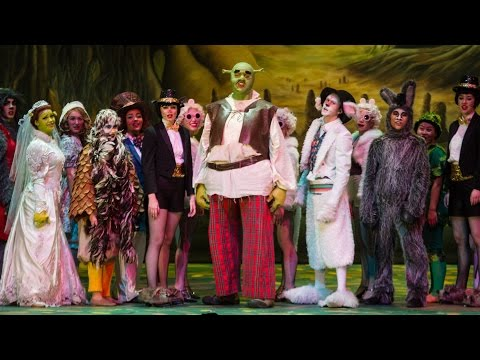 Shrek the Musical (Complete), Unionville High School, 3/2016