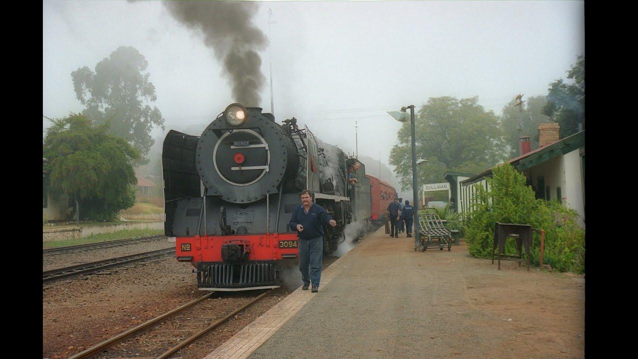 steam train to cullinan