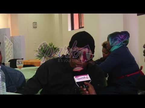 Eddy Kenzo congratulates Geosteady on converting to Islam