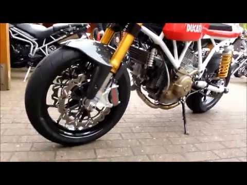Ducati Sport Classic 1000 ''Cappuccino Corse'' 92 Hp 220 Km/h * see also Playlist
