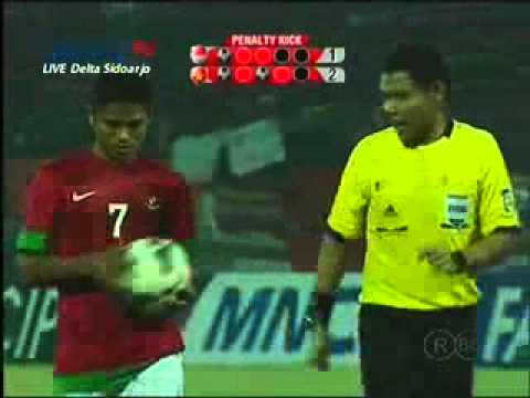 Cuplikan Penalti Indonesia vs Vietnam (7 - 6) Travel Video