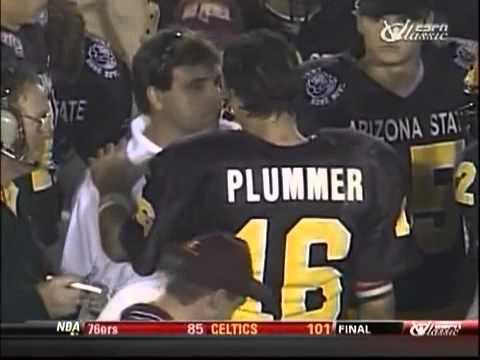 JediASU: 1997 Rose Bowl - OSU at ASU - Jake Plummer Lead TD