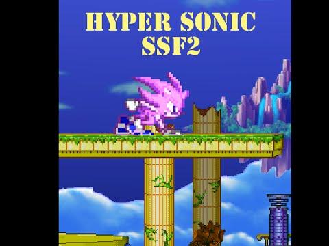 Hyper Sonic Trick in 'Super Smash Flash 2' (HD)