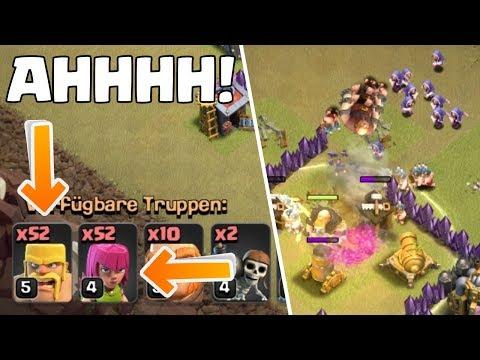AHHH WIE KANN ER DAS TUN?!?! ☆ Clash of Clans ☆ CoC