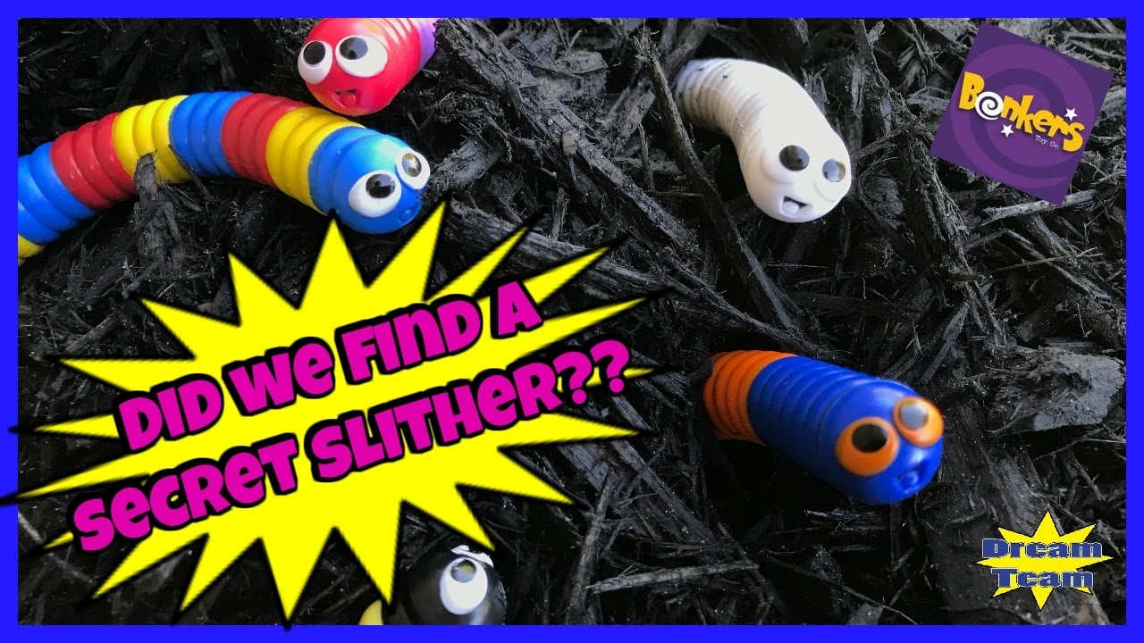 Secret Slither Io Blind Bags Bonkers Toys Did We Get A