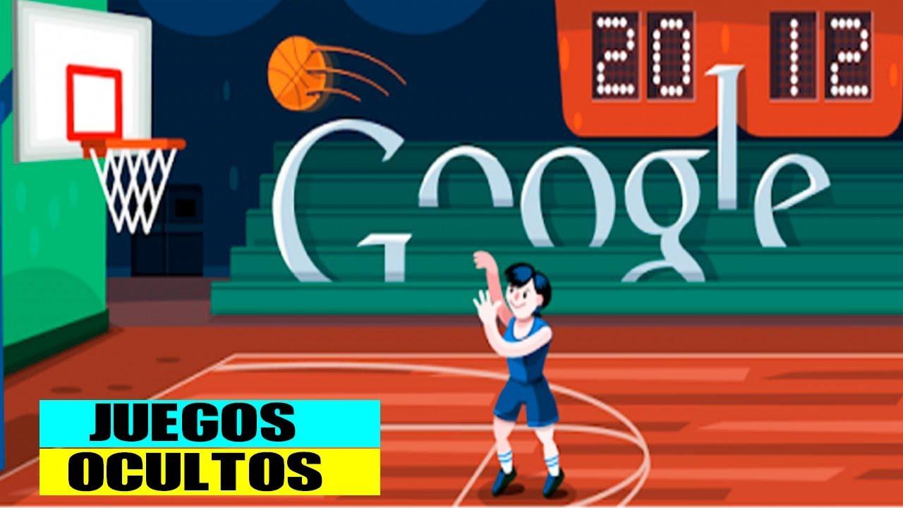 10 Juegos Ocultos En Google Que No Conocias Juegos Sin Internet