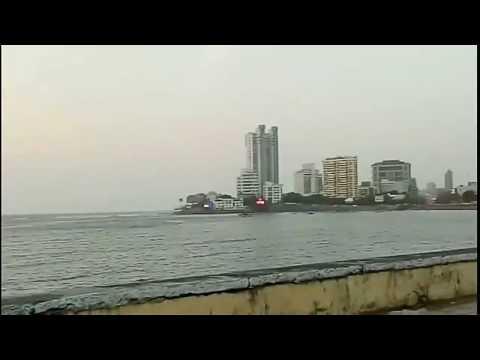Mumbai Attractions: Dadar Chowpati & Haji Ali Sea side