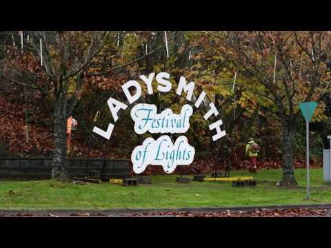 Ladysmith Festival of Lights 2017 - The Community Producers