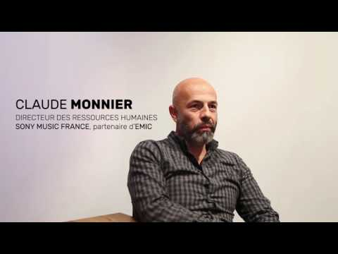 Interview EMIC | Claude Monnier, DRH Sony Music France (2)