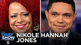 """Nikole Hannah-Jones - Reframing the Legacy of Slavery with """"The 1619 Project"""""""