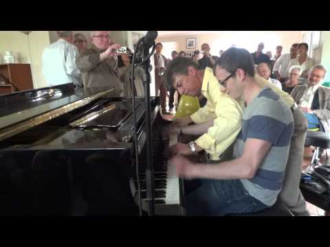Live Music : Boogie Woogie : House Party with Rob Rio and Chase Garrett
