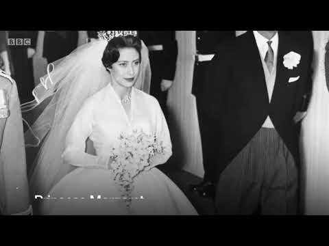 The other royal wedding dresses: Grace to Catherine - BBC News