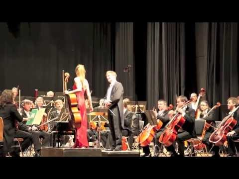 Christine Rauh - Richard Strauss: Romanze for Cello and Orchestra in F major