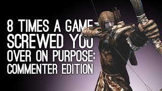 8 Times a Game Screwed You Over on Purpose, You Swear: Commenter Edition thumbnail