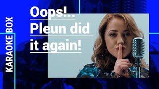 PLEUN Bierbooms doet haar ultieme GUILTY PLEASURE cover van BRITNEY SPEARS | Karaoke Box