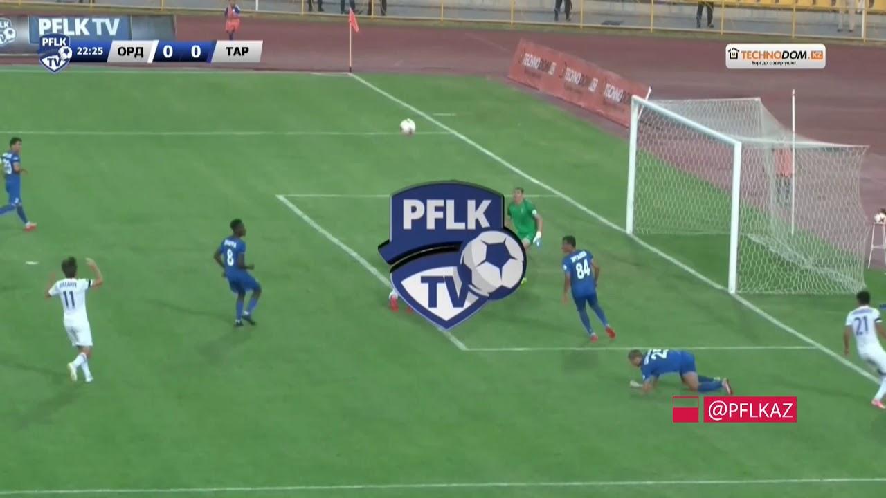 Ordabasy 1-0 FK Taraz