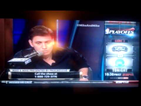 espn mike and mike in the morning radio show live youtube. Black Bedroom Furniture Sets. Home Design Ideas