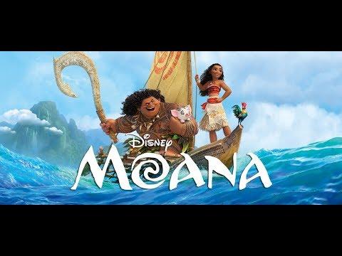 Moana 2016 - Full Movies For Kids - Animation Disney Movies (FULL MOVIE)