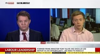 Sky News Debate: Can Corbyn Become Labour Leader?