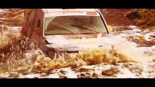 DAKAR RALLY 2013 OFFICIAL PROMO(Official #dakar2013 promo - The great escape - Music by RUDI ZYGADLO