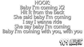 J Hus - I'm Coming [Lyric Video]