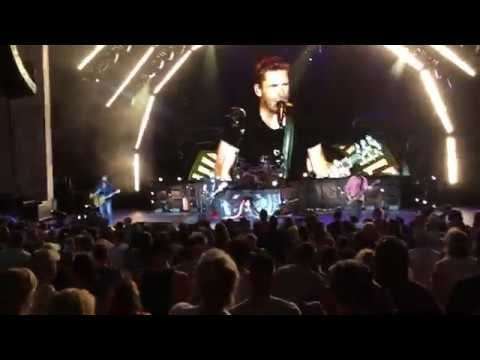 Nickelback If Today Was Your Last Day Live 7.2.2017