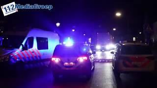 29 december 2017 Poging plofkraak Albert Heijn filiaal Leersum