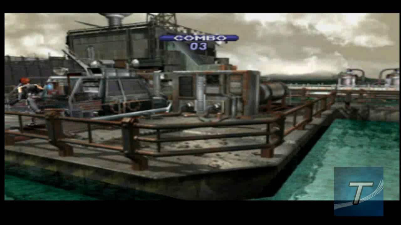 Dino Crisis 2 (PS1) Walkthrough Part 6 - 3rd Energy Facility