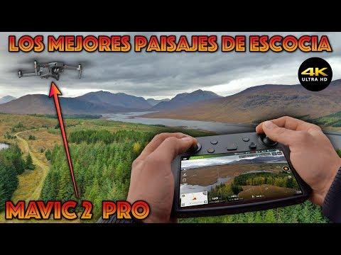 """Rozando El Suelo Entre Los Arboles """"Mavic2 Pro"""" 4K/DronePilot"""