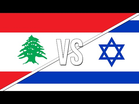 🇱🇧 Lebanese National Anthem Vs. 🇮🇱 Israeli National Anthem!