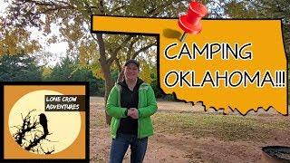 CAMPING GREAT SALT PLĄINS STATE PARK OKLAHOMA: Oklahoma Camping