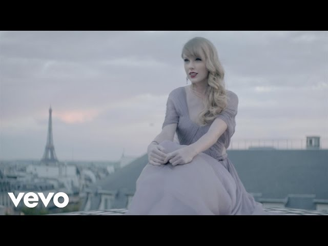 Taylor Swift - Begin Again