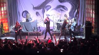 SATYRICON   Los Angeles, CA.  5-13-2018