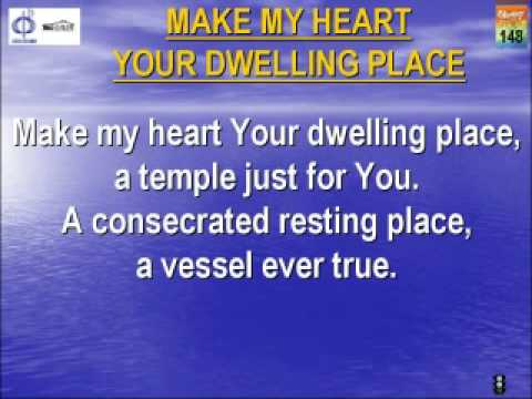 CFC EDMONTON - CLP SONG - MAKE MY HEART YOUR DWELLING PLACE